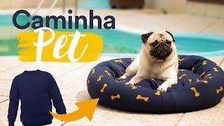 Desafio Méliuz | DIY: Caminha PET com MOLETOM - YouTube