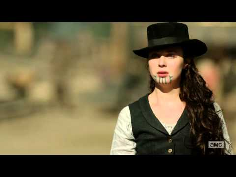 Eva and Louise (Hell On Wheels) Part 7 (v2)