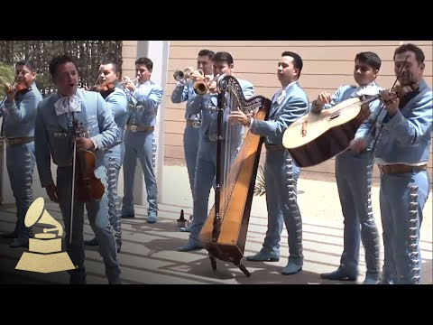 Mariachi Sol De Mexico Perform Guadalajara | GRAMMYs