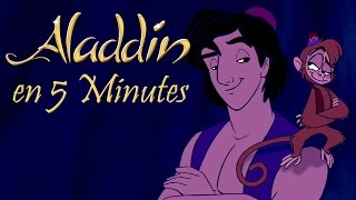 Video Aladdin en 5 Minutes MP3, 3GP, MP4, WEBM, AVI, FLV Oktober 2017