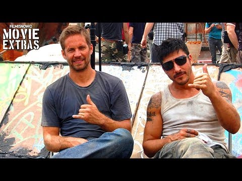 Go Behind the Scenes of Brick Mansions (2014)