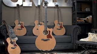 Karl is a proud parent of these CME exclusive Taylors in this weeks demo featuring CME's collaboration with Taylor guitars. Players continue to discover solid Western Red Cedars responsive, rosewood-like tone, which pairs well with Blackwood and can accommodate a range of playing styles. White binding applies a crisp counterpoint against the gloss top and mottled brown hues of cedar, while the Expression System wires these guitars for high-fidelity amplified acoustic sound.Gear Used:Taylor Custom 400 Grand Auditorium (https://goo.gl/jBuj3R)Earthworks SR25 Cardioid Small Diaphragm Condenser High Definition Microphone (https://goo.gl/9gRDEU)Radial JDI MK3 Passive Direct Box (https://goo.gl/qgMU2R)