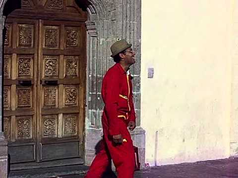 Payasos y Mimos en Coyoacan Parte 4: Gabriel Zamora