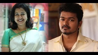 Radhika Sarathkumar is a latest addition of Vijay 59