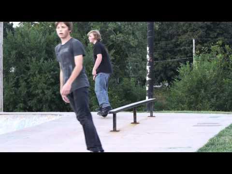 West Plains skatepark montage