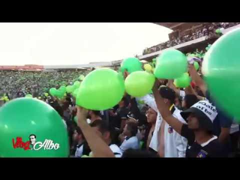 Emotivo Minuto de Silencio Homenaje de Colo Colo a Chapecoense - Garra Blanca - Colo-Colo