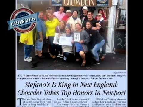 Stefano's Chowder