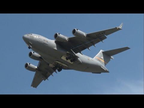C-17 Globemaster III Demonstration EAA...