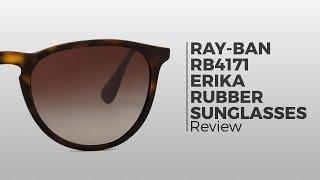 Ray-Ban Erika Rubber Havana vs Ray Ban Erika Rubber Black Fram...