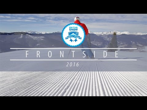 2015/2016 Editors' Choice Skis: Men's Frontside