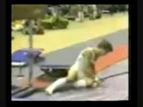 funny gymnastics bloopers
