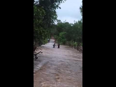 riachos de Barra D'Alcântara-PI