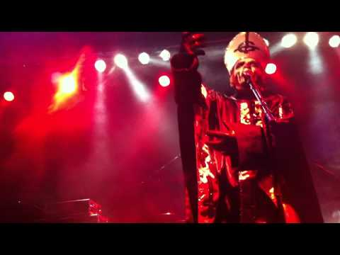 Ghost - Prime Mover (LIVE) Hammer of Doom Festival 4 online metal music video by GHOST