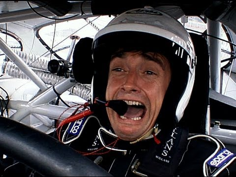 Richard Hammond does NASCAR - Top Gear - BBC