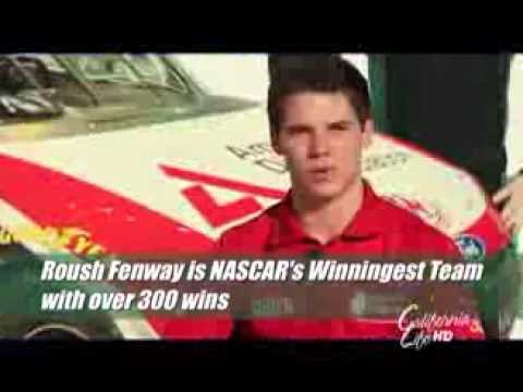 NASCAR Race Car Driver Ryan Reed & American Diabetes Association