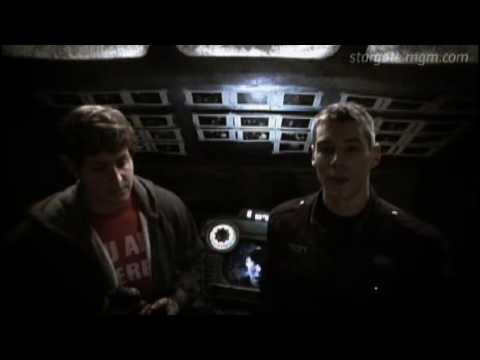 StarGate Universe 1x08 Time - Solution (Kino 18 - New Kind of Crazy)
