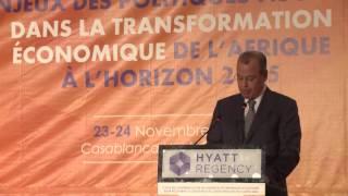 Omar FARAJ, DG des Impôts-Maroc