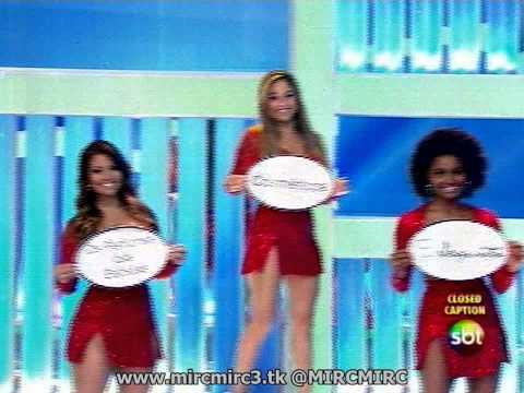 programa silvio santos bailarinas 23 03 2014 mircmirc 2