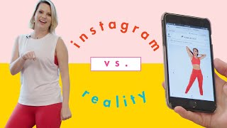 A Fashion Editor's HONEST REVIEW of Fabletics | Instagram vs. Reality | Cosmopolitan by Cosmopolitan