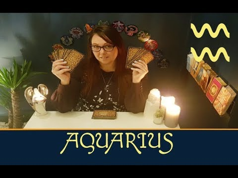 AQUARIUS THEY'RE FULL OF PASSION! 💛 LOVE & GENERAL WEEKLY 14-21 NOVEMBER 2018