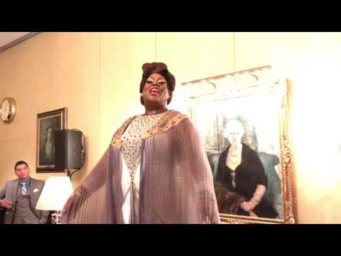 Latrice Royale at the Met Opera Fifth Element Aria