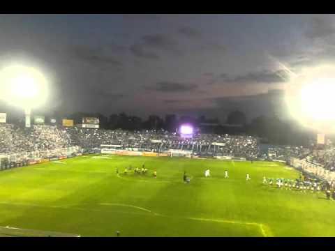 Recibimiento Atlético Tucuman 1-1 Aldosivi (13/03/16) - La Inimitable - Atlético Tucumán