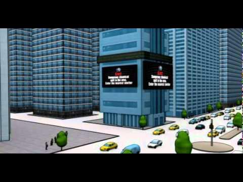 Video of Cityalert, התרעה עירונית