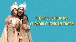 Video Cheap Vs Expensive: Chandni Chowk Lehengas | Ok Tested MP3, 3GP, MP4, WEBM, AVI, FLV Desember 2018