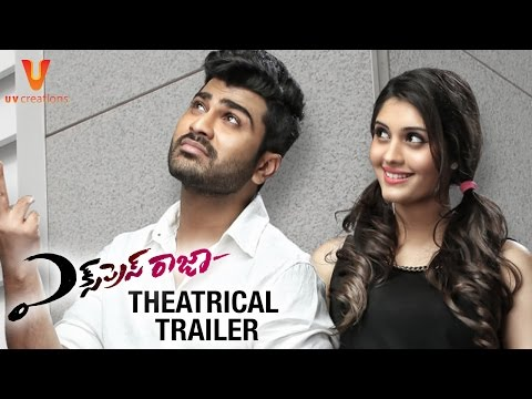 Watch Express Raja Theatrical Trailer in HD