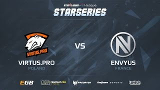 EnVyUs vs VP, game 1