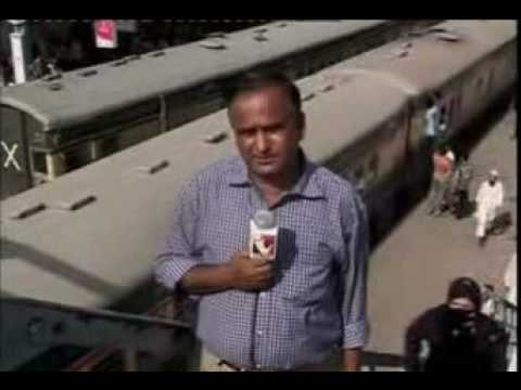 Pakistani Videos - very funny reporting indus news tv pakistan