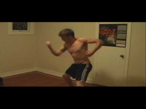 Insanity Workout Review   LIVE Insanity Workout Clips From Plyometrics Cardio Circuit
