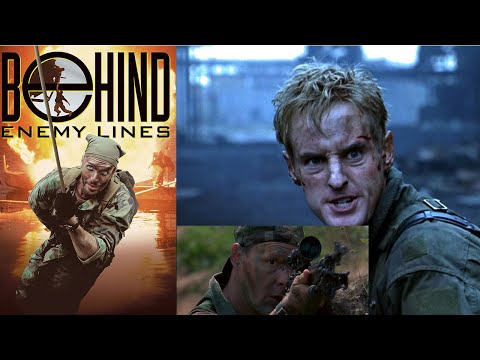 BEHIND ENEMY LINES - FULL MOVIE-DJ AFRO LATEST MOVIES