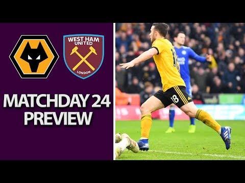 Video: Wolves v. West Ham | PREMIER LEAGUE MATCH PREVIEW | 1/29/19 | NBC Sports