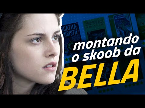 Montando o SKOOB da BELLA SWAN, da SAGA CREPÚSCULO!