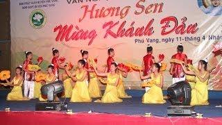 Văn nghệ chào mừng Phật đản PL 2556 - GĐPT Cự Lại [gdptculai.com]