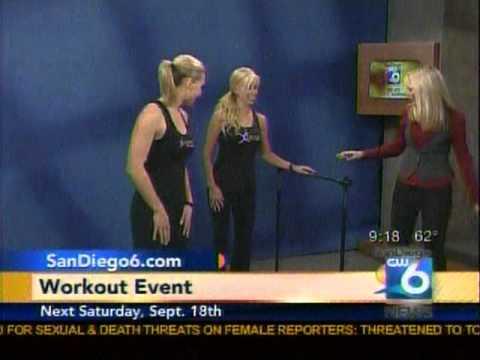 Xtend Barre - San Diego 6 News
