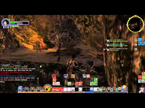 LOTRO – Champion Gameplay 2014 [Lord of the Rings Online Gameplay] HD