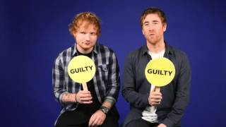 Video Ed Sheeran and Jamie Lawson play Never Have I Ever MP3, 3GP, MP4, WEBM, AVI, FLV Desember 2018