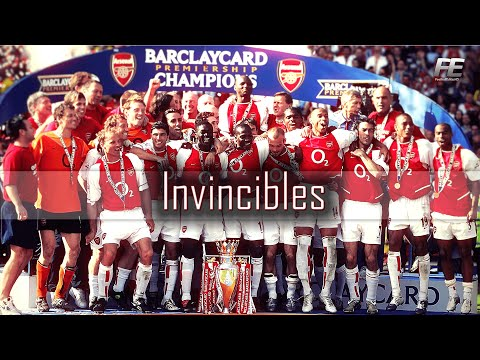 Arsenal - 49 Games Unbeaten (Invincible) [HD]
