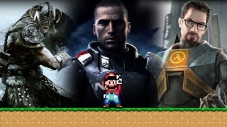 Top 10 Video Games of All Time - YouTube