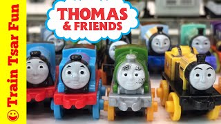 """Kid and family friendly videos about toy trains, real trains, and more!Thomas the Tank Engine, Chuggington, LEGO trains, and more fun!Please SUBSCRIBE for more Train fun: http://bit.ly/1v93HUTMy LEGO Channel: http://www.youtube.com/user/bricktsarMy Toys Channel: http://www.youtube.com/user/jolson37My Son: http://www.youtube.com/user/theymightbebricksMy daughter: http://www.youtube.com/user/sowhosthatgirlMrs. BrickTsar: http://www.youtube.com/user/seagrove697My Website: http://www.traintsarfun.comHelp support our channel by buying on Amazon: http://amzn.to/2aUvc1fLEGO on Amazon: http://amzn.to/2aEgHxVInstagram: http://www.instagram.com/traintsarfunFacebook: http://www.facebook.com/traintsarfunTwitter: http://www.twitter.com/traintsarfunRoyalty Free Music: """"Fun in a Bottle""""Kevin MacLeod (incompetech.com)Licensed under Creative Commons: By Attribution 3.0http://creativecommons.org/licenses/by/3.0"""