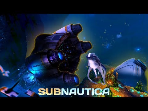 Subnautica - WE'VE ESTABLISHED CONNECTION WITH ALTERRA! Investigating The Neptune Rocket! - Gameplay (видео)