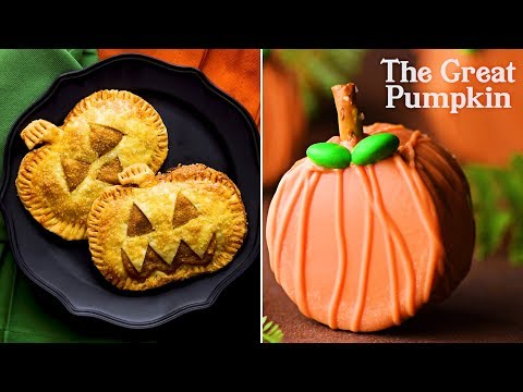 Easy Halloween Treats + More | Halloween Recipes | DIY Easy Halloween Treats by So Yummy