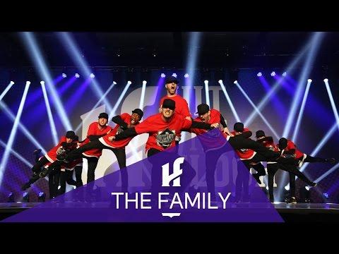 THE FAMILY   3rd Place - Showcase   Hit The Floor Lévis #HTF2016
