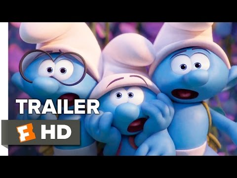 Smurfs : The Lost Village Movie Picture