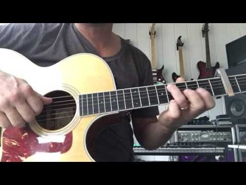 This Is Living Acoustic by Hillsong, Guitar Tutorial
