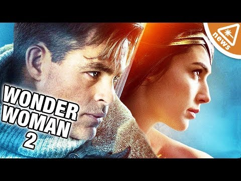 First Look at Steve Trevor in Wonder Woman 1984 Is Destroying Fans! (Nerdist News w/ Amy Vorpahl)
