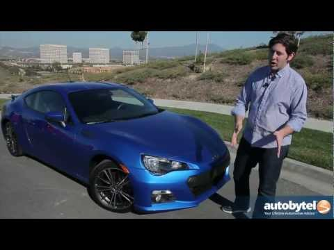 2013 Subaru BRZ Video Review