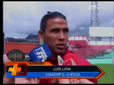 Deportivo Cuenca intensifica entrenamiento para enfrentar a Delfín
